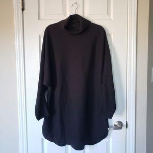 Ardene - Batwing Armed, Turtleneck Dress